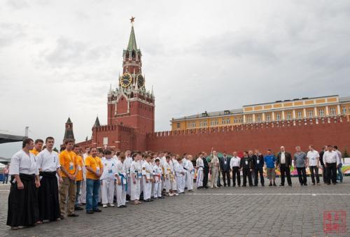 Красная площадь 2010